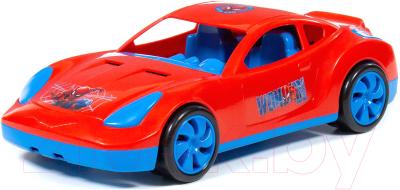 Автомобиль игрушечный Полесье Marvel. Мстители - Человек-паук / 78766