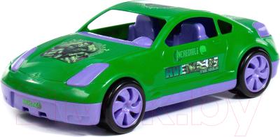Автомобиль игрушечный Полесье Marvel. Мстители - Халк / 78773