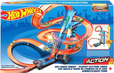 Автотрек гоночный Hot Wheels Mattel Hot Wheels / GJM76