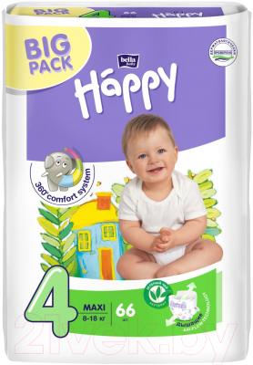 Подгузники детские Bella Baby Happy Maxi 8-18кг