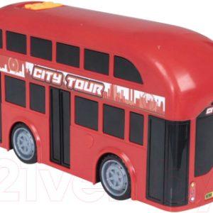 Автобус игрушечный Teamsterz Двухэтажный Mighty Moverz / 1416825