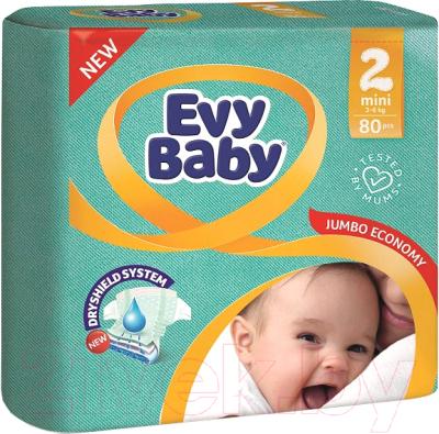 Подгузники детские Evy Baby Mini Jumbo