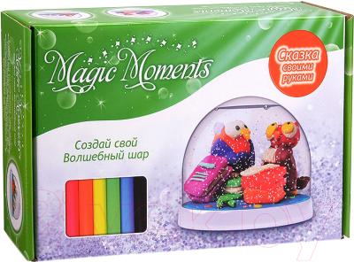 Набор для творчества Magic Moments Волшебный шар. Совы / mm-2