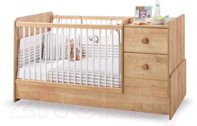 Детская кровать-трансформер Cilek Mocha Baby / ST 20.30.1018.00