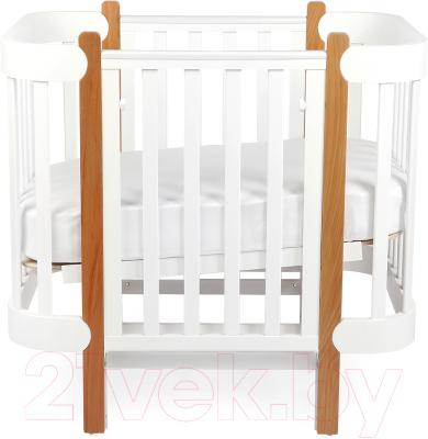 Детская кровать-трансформер Happy Baby Mommy Lux