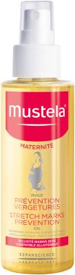 Косметическое масло для мам Mustela Для профилактики растяжек