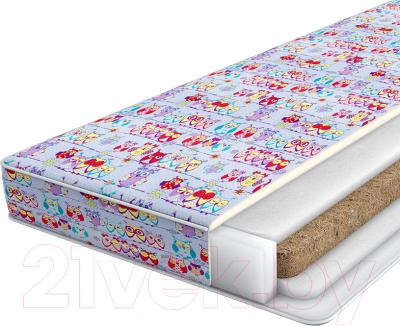 Матрас в кроватку Askona My Baby Boo 60x140