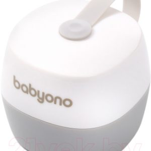 Контейнер для пустышки BabyOno Natural Nursing 535/01