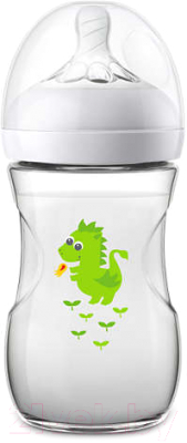 Бутылочка для кормления Philips AVENT Natural Дракон / SCF070/24