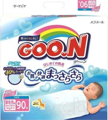 Подгузники детские Goo.N N/B до 5кг