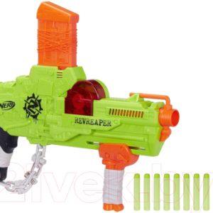 Бластер игрушечный Hasbro Nerf Зомби Реврипер / E0311