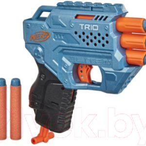 Бластер игрушечный Hasbro Nerf E2.0. Трио / E9954