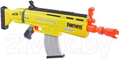 Бластер игрушечный Hasbro Nerf Фортнайт Скар / E6158