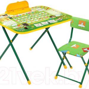 Комплект мебели с детским столом Ника NK-75/2 Первоклашка