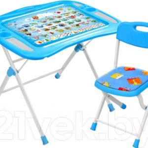 Комплект мебели с детским столом Ника NKP1/1 Азбука