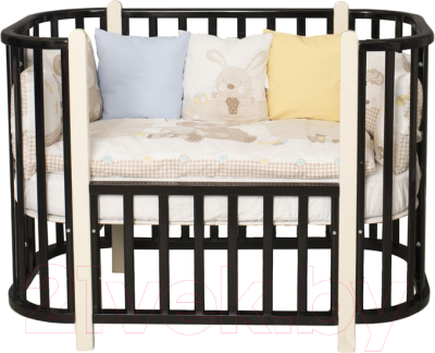 Детская кровать-трансформер Incanto Nuvola 3 в 1