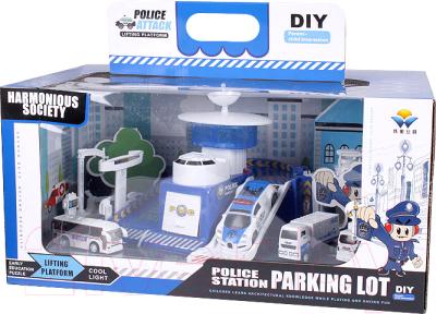 Набор игрушечных автомобилей Darvish Parking lot / DV-T-2407