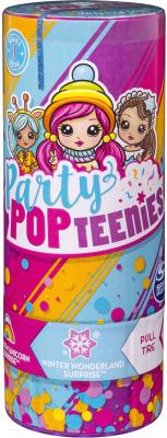 Кукла с аксессуарами Spin Master Party Popteenies. Хлопушка с сюрпризом / 6045344