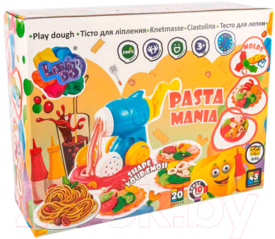 Набор для лепки Lovin'Do Pasta Mania / 11030