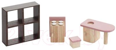 Комплект аксессуаров для кукольного домика Paremo Кухня / PDA517-02