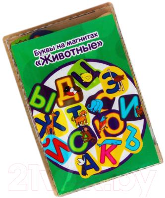 Развивающая игрушка Paremo Алфавит Звери / PE720-174
