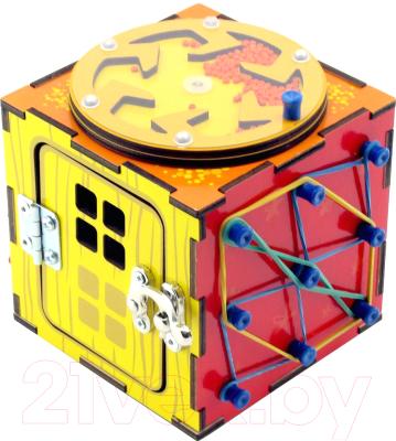 Развивающая игрушка Paremo Бизи-Куб / PE720-202