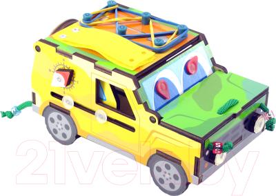 Развивающая игрушка Paremo Бизи-Машина / PE720-203