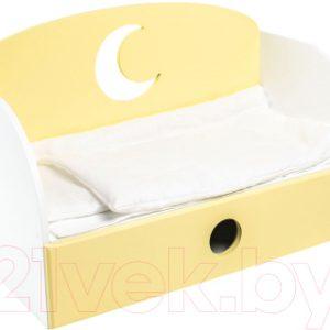 Аксессуар для куклы Paremo Диван-кровать Луна Мини / PFD120-20M