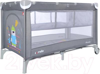 Кровать-манеж Carrello Piccolo Plus CRL-11605