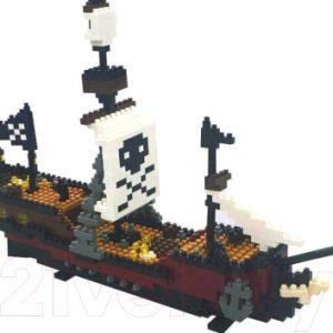 Микроконструктор YZ-Diamond Pirate Ship (66505)