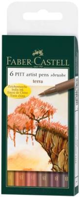 Маркер художественный Faber Castell Pitt Artist Pen / 167106