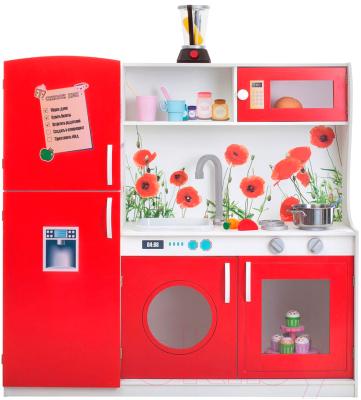 Детская кухня Paremo Фиори Россо / PK218-02