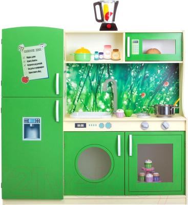 Детская кухня Paremo Фиори Вэрде / PK218-04