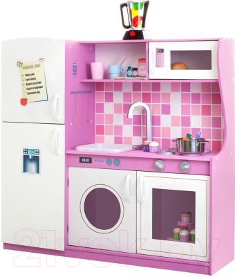 Детская кухня Paremo Алвеоло Лилла / PK218-06