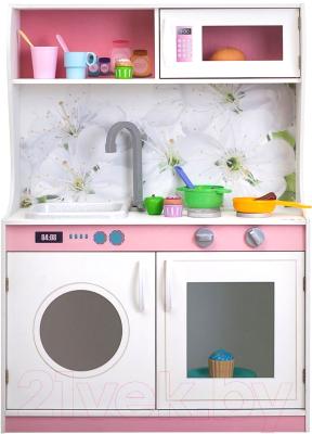 Детская кухня Paremo Фиори бьянка мини / PK218-08