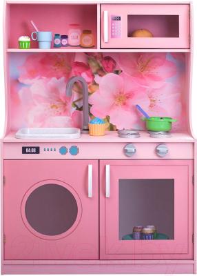 Детская кухня Paremo Фиори роуз мини / PK218-09