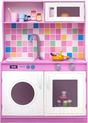 Детская кухня Paremo Алвеоло лилла мини / PK218-14