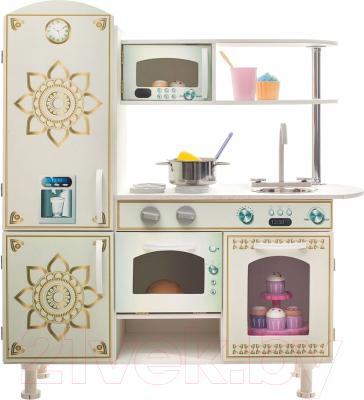 Детская кухня Paremo Джелато Бьянка / PK218-23