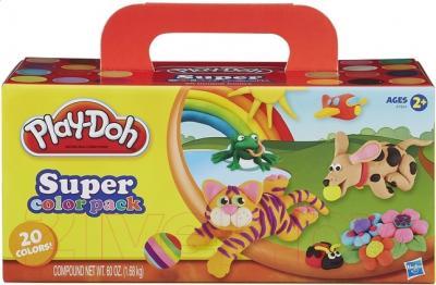 Набор для лепки Hasbro Play-Doh 20 цветов / A7924
