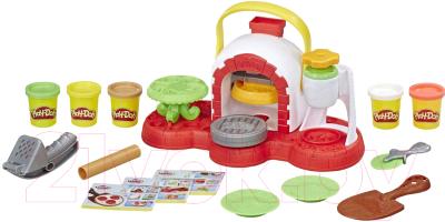 Набор для лепки Hasbro Play-Doh Печем пиццу / E4576
