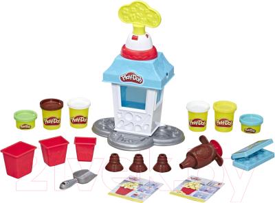 Набор для лепки Hasbro Play-Doh Попкорн-Вечеринка / E5110