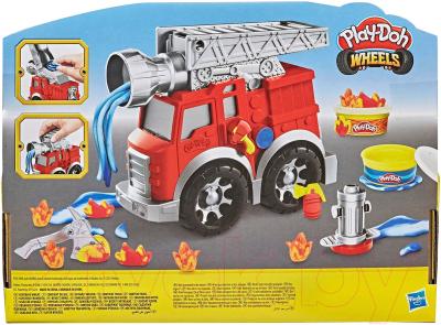 Набор для лепки Hasbro Play-Doh Пожарная Машина / F06495L0