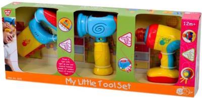Набор инструментов игрушечный PlayGo Мой маленький набор инструментов (2630)