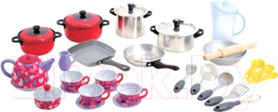 Набор игрушечной посуды PlayGo Детский набор посуды / 6979