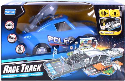 Игрушка-трансформер Darvish Police 2 в 1 / DV-T-2415