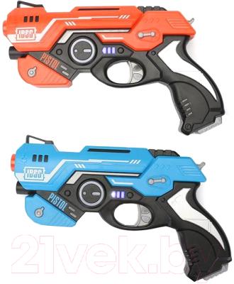 Набор игрушечного оружия Huan Qi Инфракрасные боевые пистолеты / R03