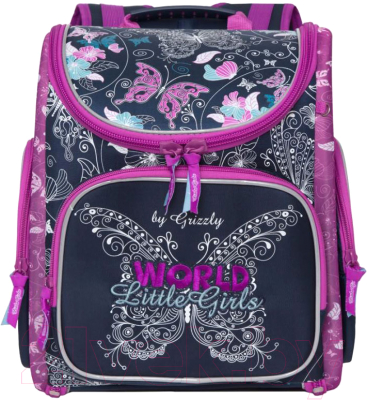Школьный рюкзак Grizzly RA-971-9
