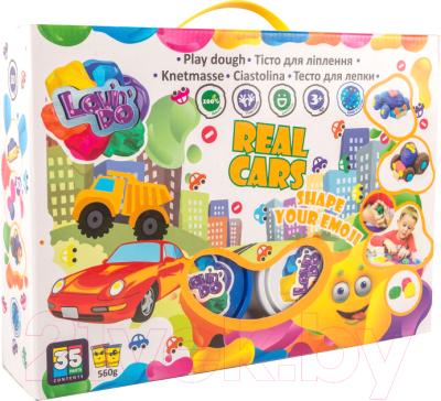 Набор для лепки Lovin'Do Real Cars / 11005