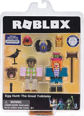 Игровой набор Roblox Охота за яйцами:Великие Йолкталес / ROG0119