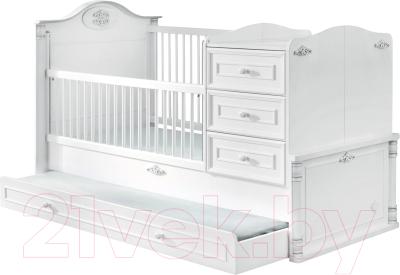 Детская кровать-трансформер Cilek Romantic / 20.21.1015.00